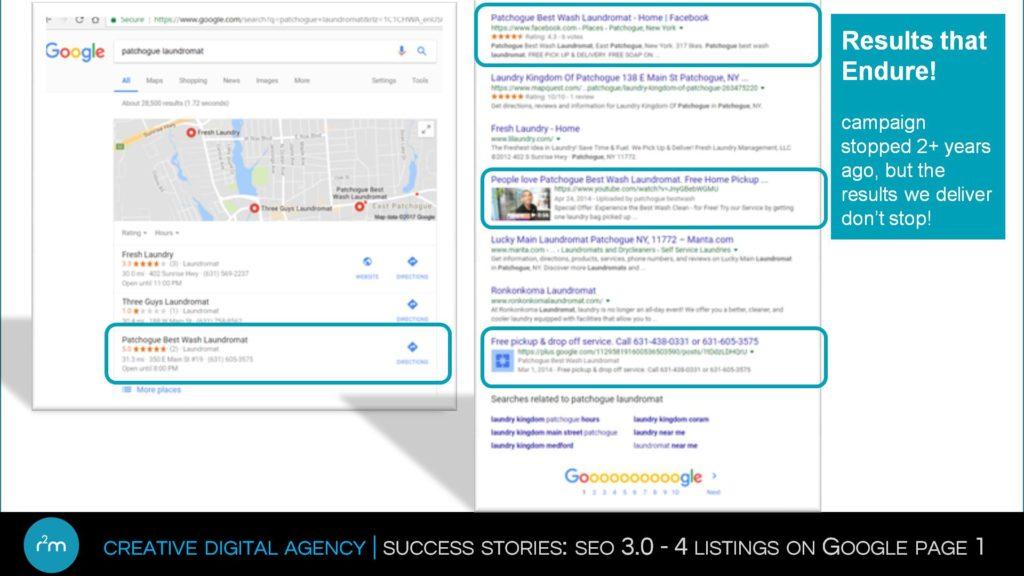 effective SEO, Dominate Google